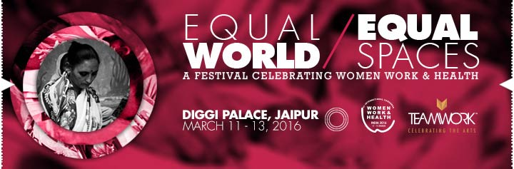 Equal World Equal Spaces 2016